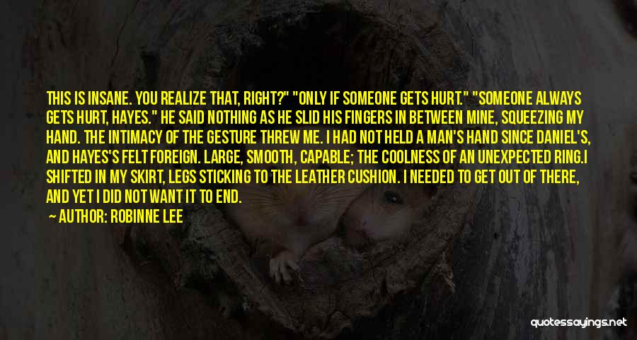 He Is Only Mine Quotes By Robinne Lee