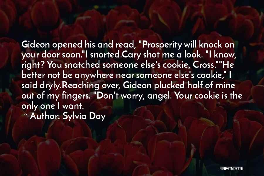 He Is Only Mine Quotes By Sylvia Day