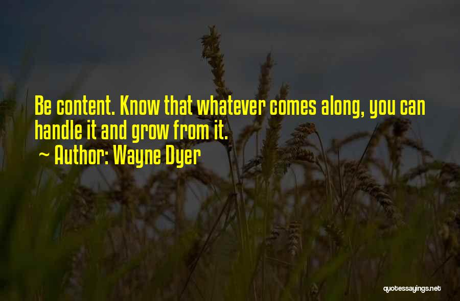 He Knows Me Too Well Quotes By Wayne Dyer