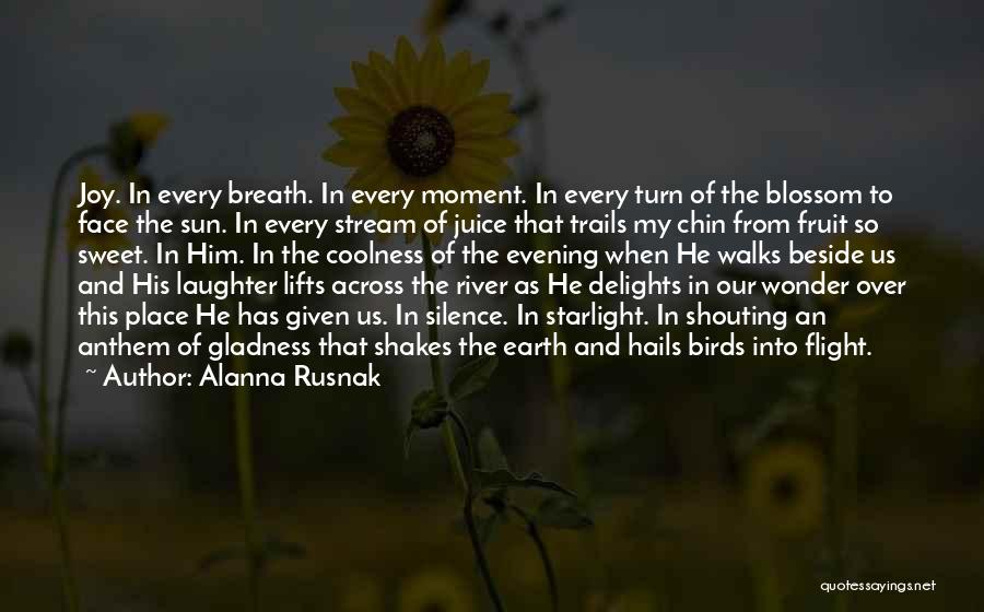 He Lifts Quotes By Alanna Rusnak
