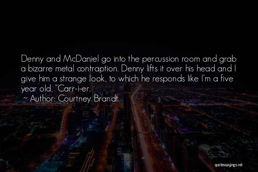He Lifts Quotes By Courtney Brandt