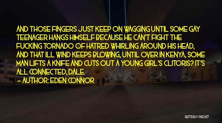 He Lifts Quotes By Eden Connor
