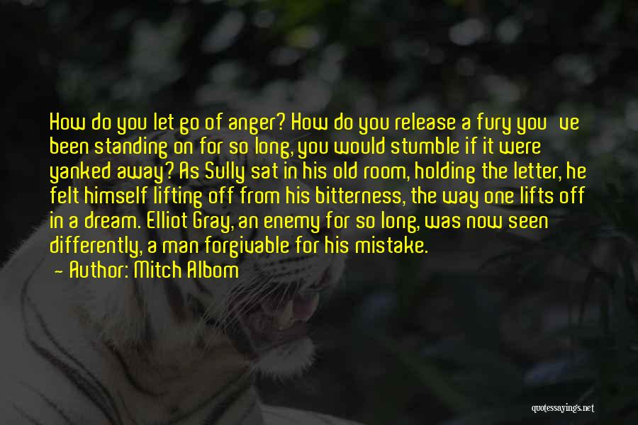 He Lifts Quotes By Mitch Albom