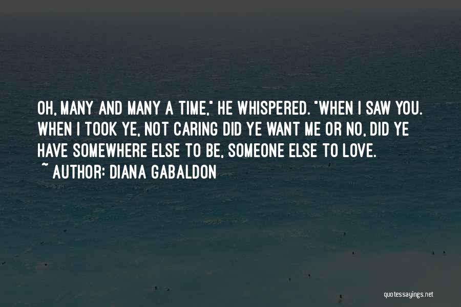 He Love Me Not You Quotes By Diana Gabaldon