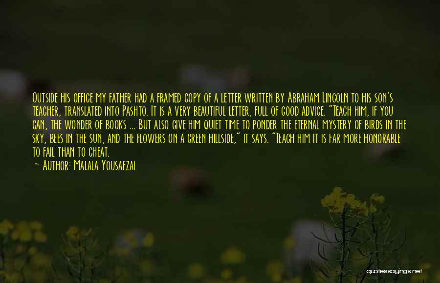 He Says I Am Beautiful Quotes By Malala Yousafzai
