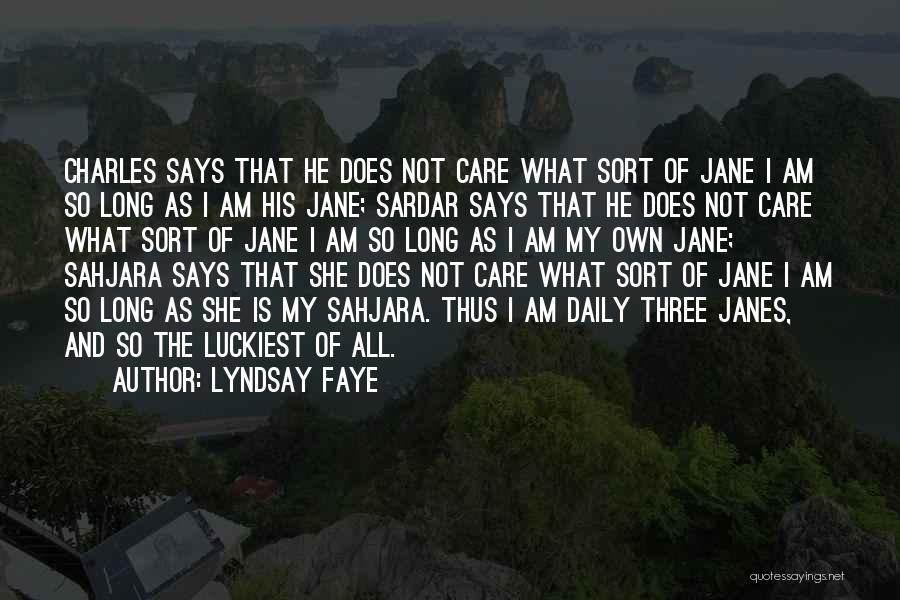 He Says She Says Love Quotes By Lyndsay Faye