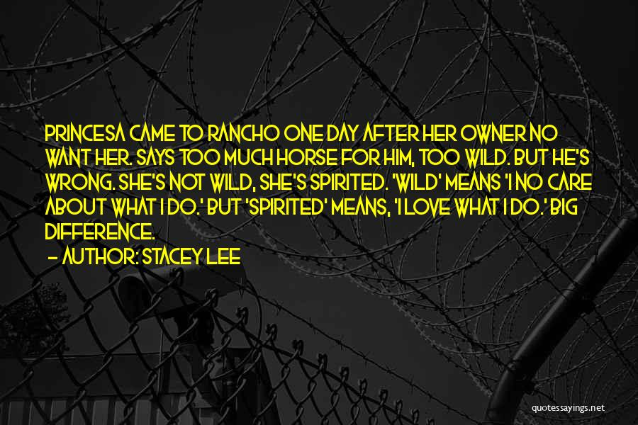 He Says She Says Love Quotes By Stacey Lee