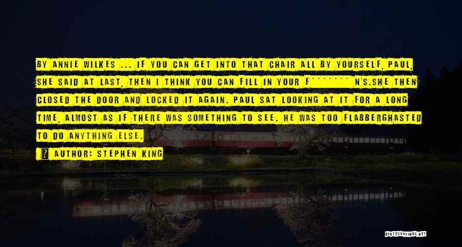 He She And It Quotes By Stephen King