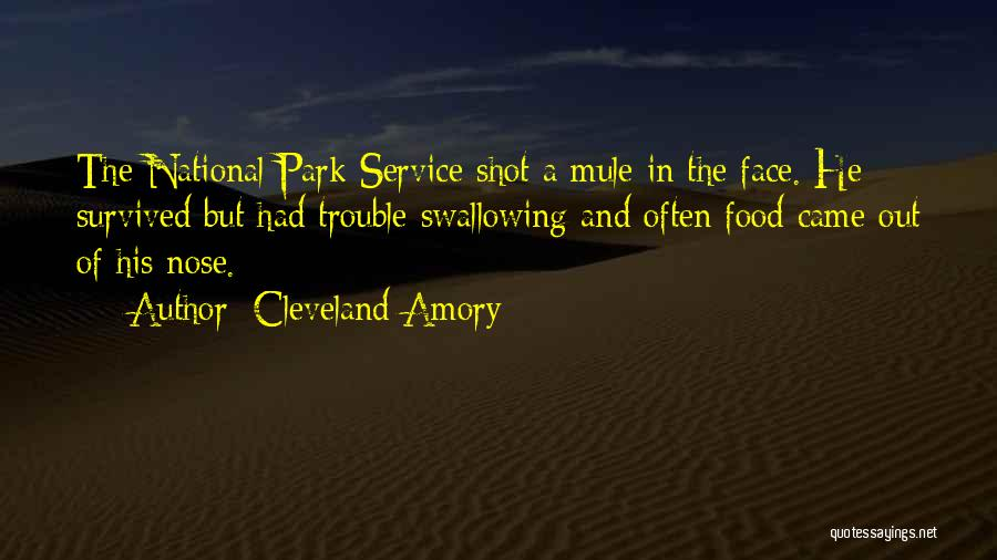 He Survived Quotes By Cleveland Amory