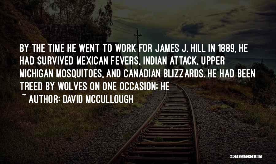 He Survived Quotes By David McCullough
