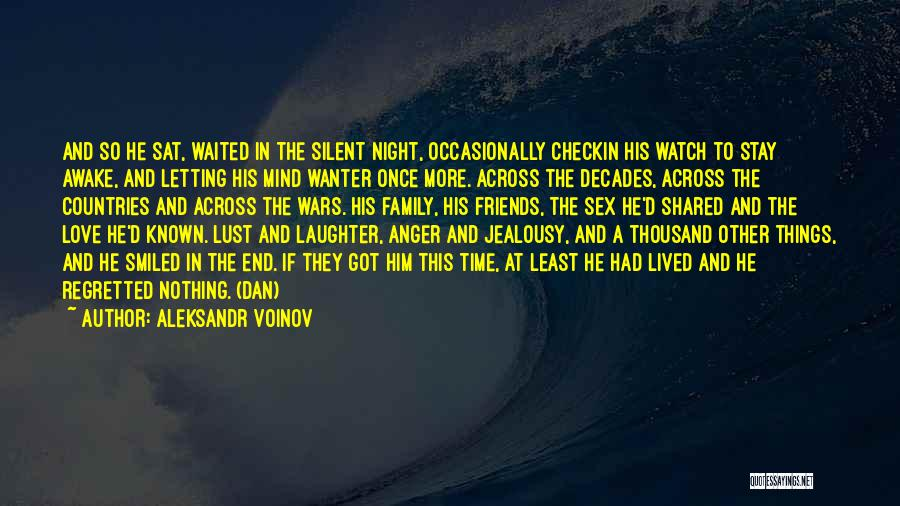 He Waited Quotes By Aleksandr Voinov