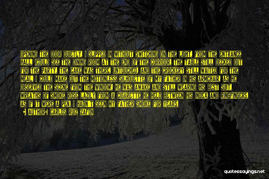 He Waited Quotes By Carlos Ruiz Zafon