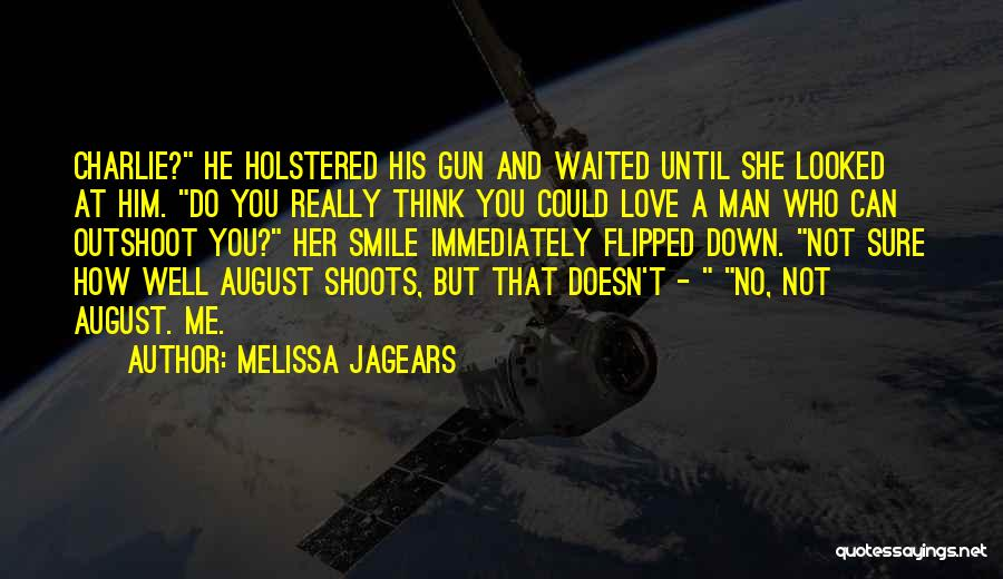 He Waited Quotes By Melissa Jagears