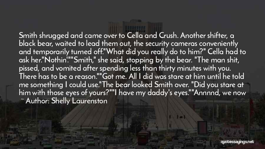 He Waited Quotes By Shelly Laurenston