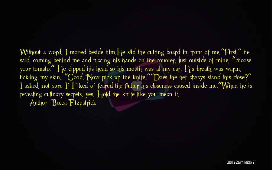 He Was Mine First Quotes By Becca Fitzpatrick