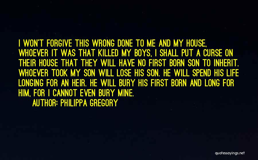 He Was Mine First Quotes By Philippa Gregory
