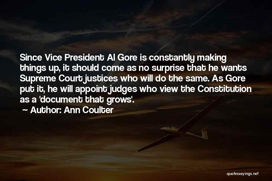 He Who Judges Quotes By Ann Coulter