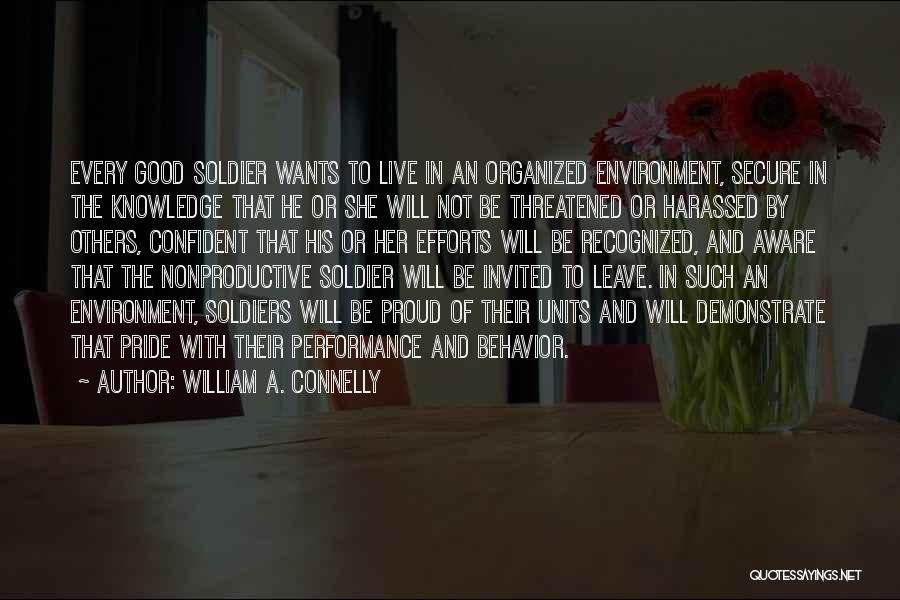 He Will Leave Quotes By William A. Connelly
