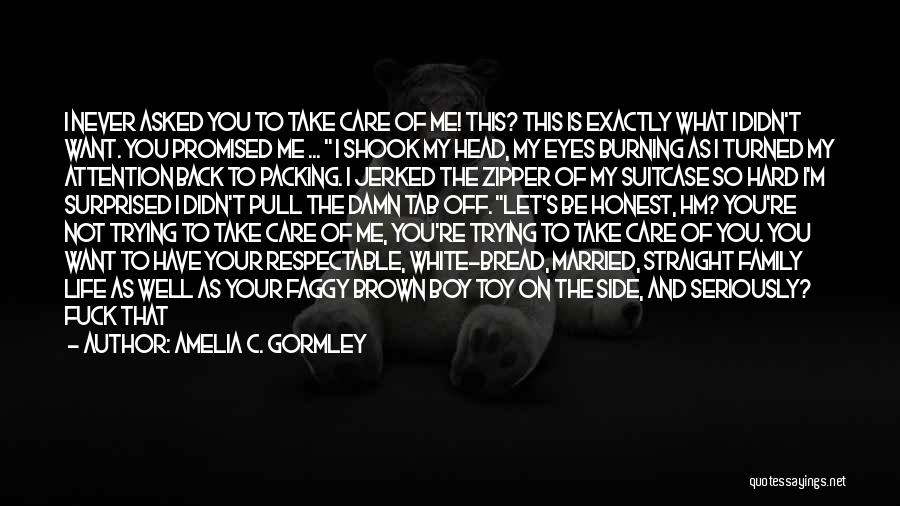 Head On Straight Quotes By Amelia C. Gormley