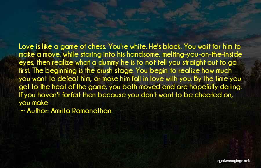 Head On Straight Quotes By Amrita Ramanathan