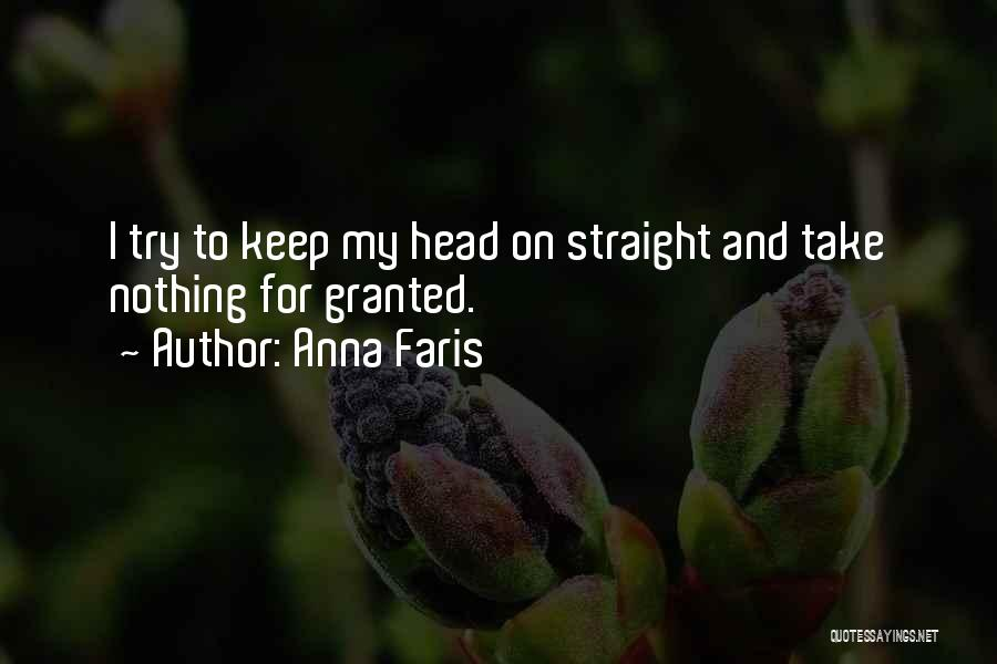 Head On Straight Quotes By Anna Faris