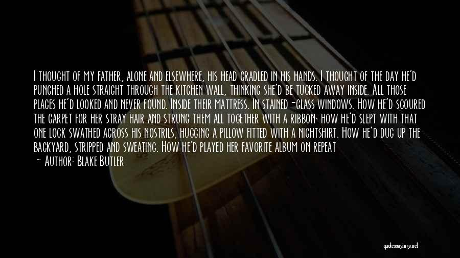 Head On Straight Quotes By Blake Butler