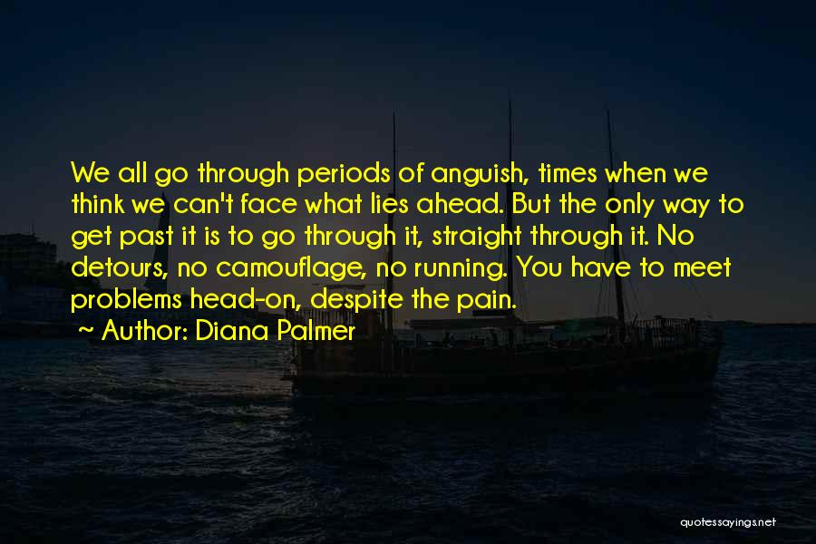 Head On Straight Quotes By Diana Palmer