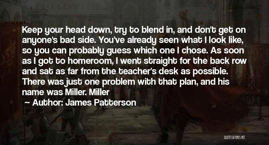 Head On Straight Quotes By James Patterson