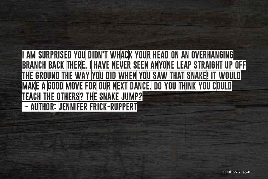 Head On Straight Quotes By Jennifer Frick-Ruppert