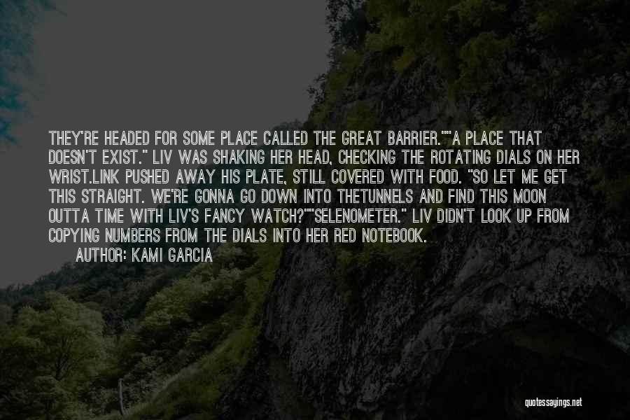 Head On Straight Quotes By Kami Garcia