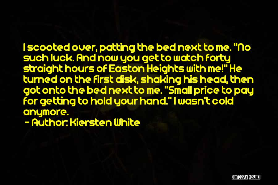 Head On Straight Quotes By Kiersten White