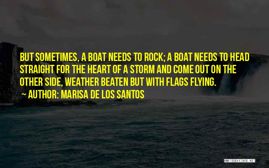 Head On Straight Quotes By Marisa De Los Santos