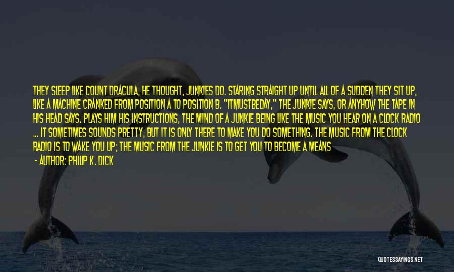 Head On Straight Quotes By Philip K. Dick