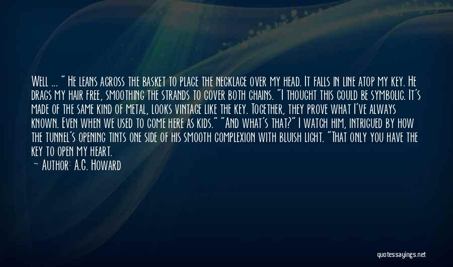 Head Over Heart Quotes By A.G. Howard
