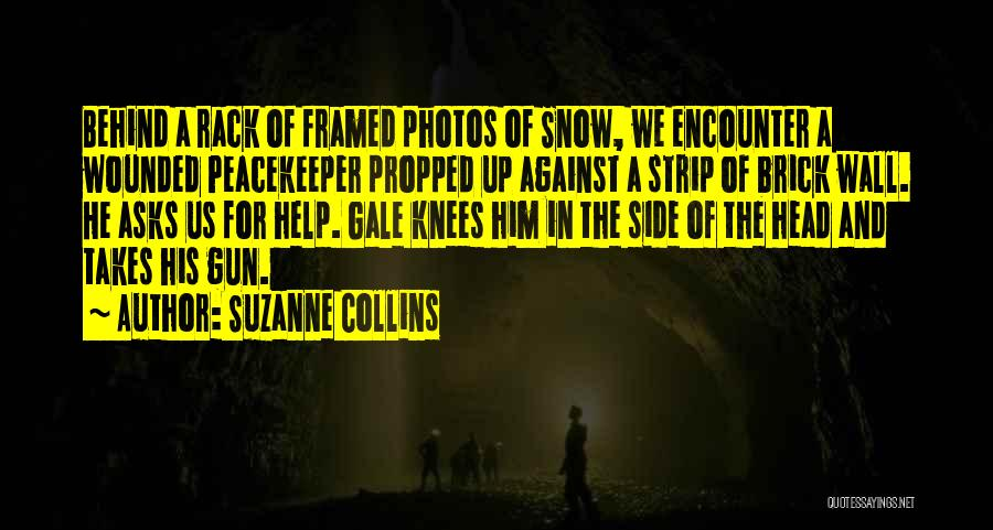 Head Up Quotes By Suzanne Collins