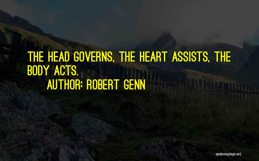 Head Work Quotes By Robert Genn