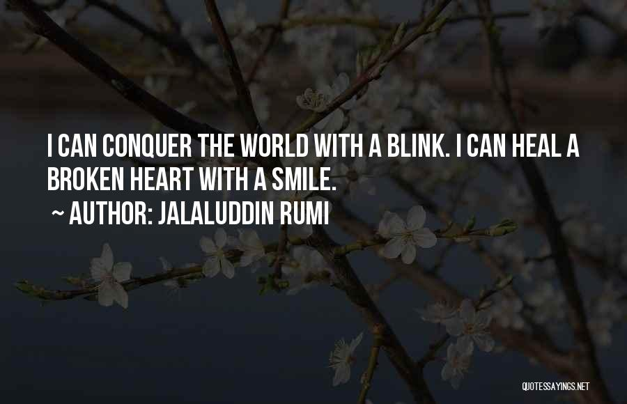 Heal The World Quotes By Jalaluddin Rumi