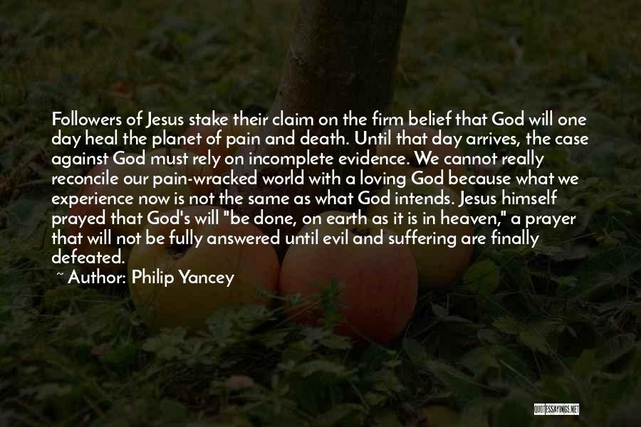 Heal The World Quotes By Philip Yancey