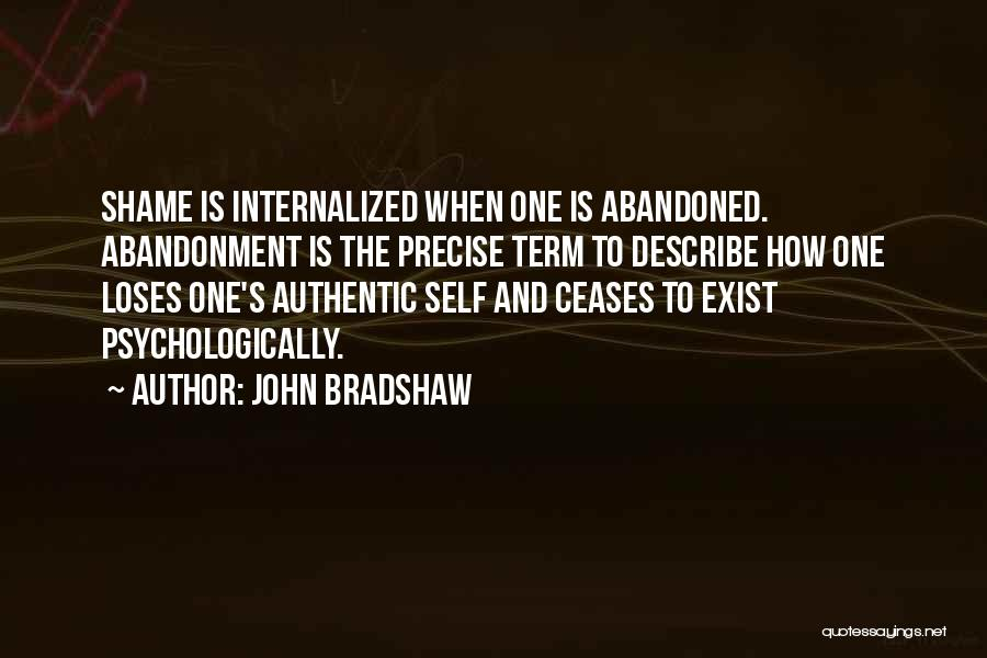 Healing Quotes By John Bradshaw