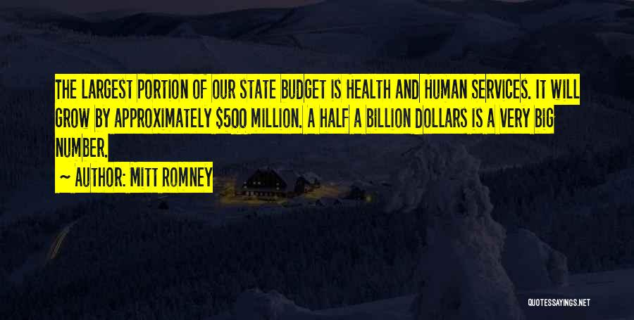 Health Services Quotes By Mitt Romney