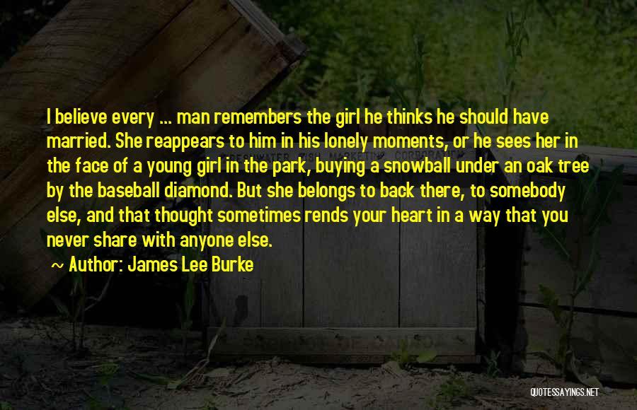 Heart Belongs Quotes By James Lee Burke