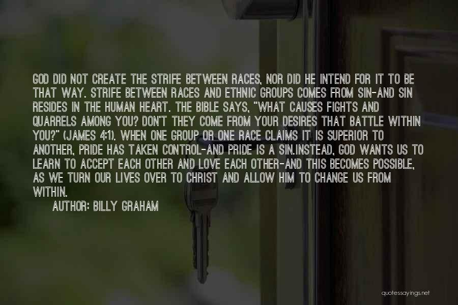 Heart Is Taken Quotes By Billy Graham
