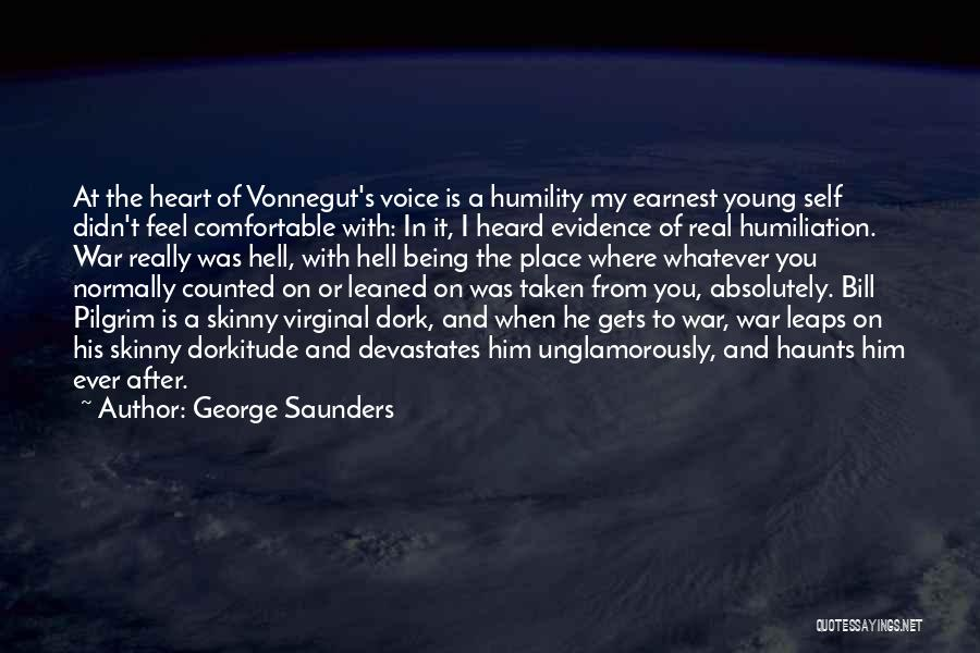 Heart Is Taken Quotes By George Saunders