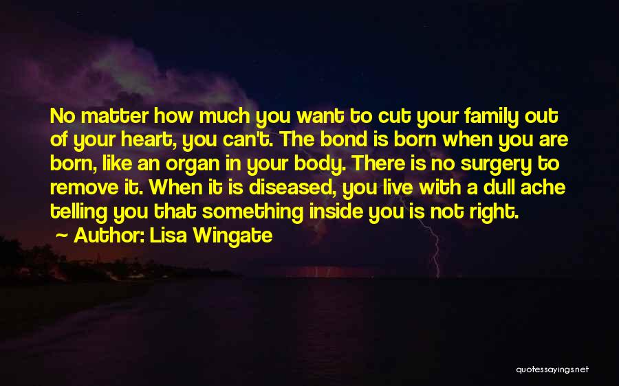 Heart Organ Quotes By Lisa Wingate