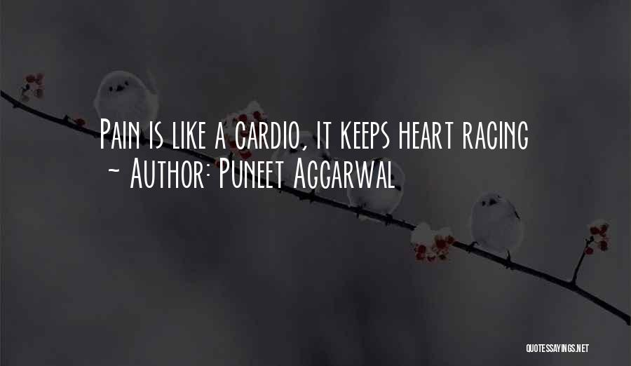 Heart Pain Quotes By Puneet Aggarwal