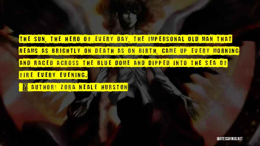 Heartbreak And Death Quotes By Zora Neale Hurston