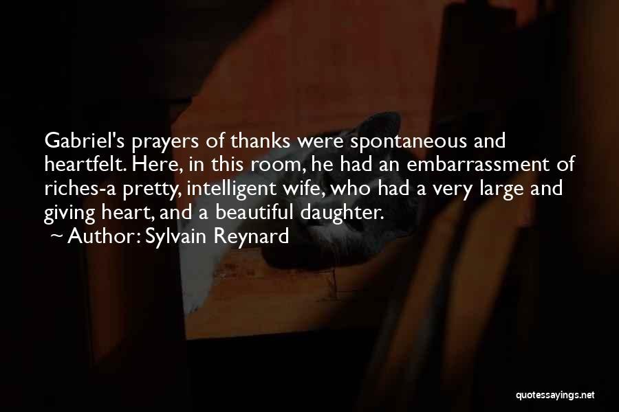 Heartfelt Thanks Quotes By Sylvain Reynard