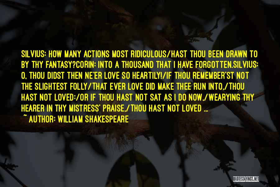 Heartily Sorry Quotes By William Shakespeare