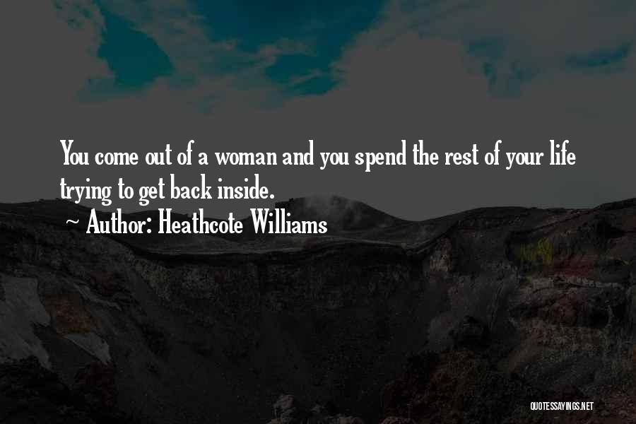 Heathcote Williams Quotes 655295