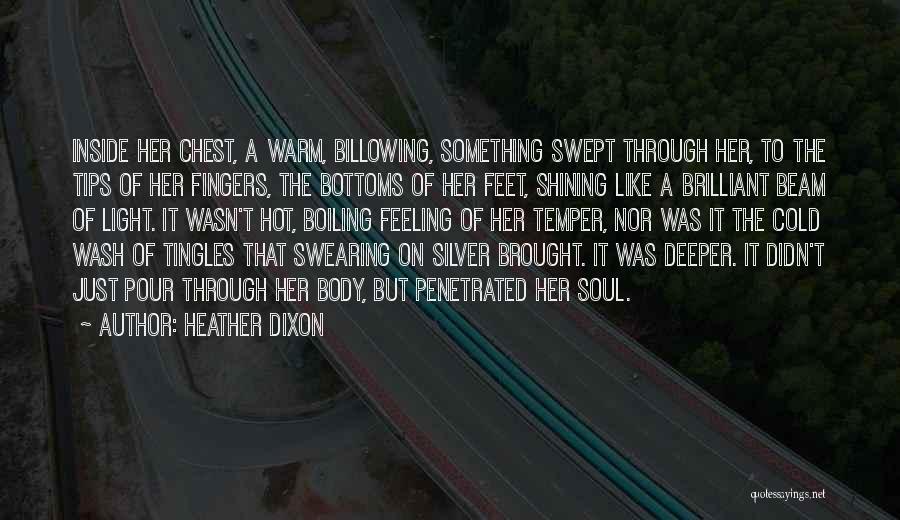 Heather Dixon Quotes 1220696
